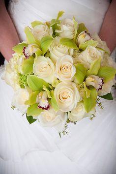 Bride's Bouquet Montgomery Wedding Location: Monterey, CA JoanCristobal.com
