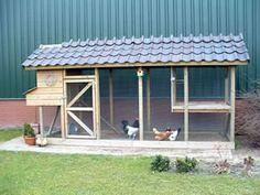 Kippenhok MW1 - Tuinhuizen en Dierverblijven van Lucky Life