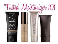 The Makeup Blogger Tinted Moisturizer