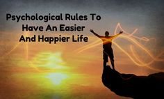 We all suffer because we limit ourselves from the beliefs of our past. If you want to live a simple and happy life, then read this blog of Instant Assignment Help to know about the 4 Psychological Rules to live a mush easier life.