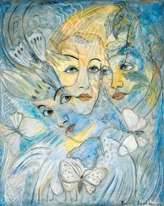 Francis Picabia,  Lunis on ArtStack #francis-picabia #art