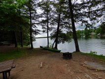 Our Camping Adventures: Silver Lake/Sharbot Lake Provincial Park June/14 c...