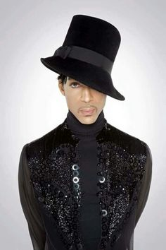 The Artist formally known as Prince.