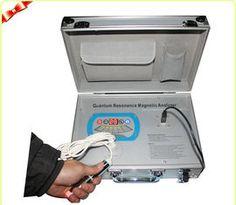 nice Máquina de la terapia de Quantum, analizador de resonancia magnética del cuerpo