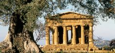 Valley of the temples, Agrigento (Sicily)