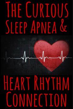 The Curious Sleep Apnea and Heart Rhythm Connection - After surgery, a patient with sleep apnea discovered she also had atrial fibrillation, a serious irregular heart rhythm #sleepapnea #heartrhythm #connection | everydayhealth.com