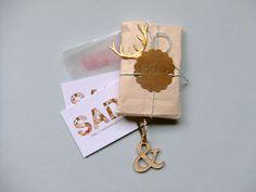 Packaging from Sadie Design, via dinosaur toes