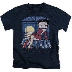 Betty Boop: Moonlight Juvy T-Shirt