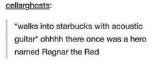 Ragnar the Red