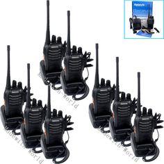 20XRetevis H-777 Walkie Talkie UHF400-470MHz 16CH 5W  TWO-Way Radio US delivery