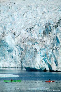 Pedersen Glacier, Aialik Bay, Kenai Fjords National Park, Alaska