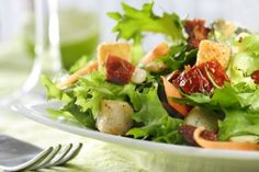 Los 10 mejores aderezos para las ensaladas