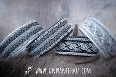 Reindeer Antlers, Handicraft, Hand Stitching, Hand Carved, Rings For Men, Carving, Bracelets, Silver, How To Make
