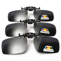 Polarized  Clip On Sunglasses Glasses Lens  Worldwide delivery. Original best quality product for 70% of it's real price. Buying this product is extra profitable, because we have good production source. 1 day products dispatch from warehouse. Fast & reliable shipment (7-25 business...