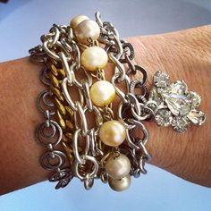 Find This Pin And More On Funky Bracelets By Jene F Ensign