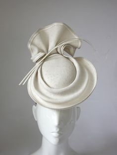 BY SOPHIE ALLPORT #millinery #hats #HatAcademy
