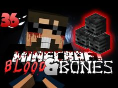 Minecraft FTB Blood and Bones 36 - HEADS!!
