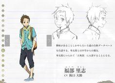 Satoshi Fukube from Hyouka