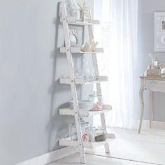 1000 images about leiter dekoration on pinterest ladder. Black Bedroom Furniture Sets. Home Design Ideas