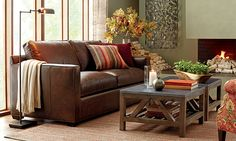 Just like any big life investment, buying leather furniture should require thoughtful consideration and planning. You'll also need to understand the terminology that describes leather furniture. For instance, what's the difference between top-grain and full-grain leather? We're here to help you get familiar with a few of these major terms you'll come across and give you some tips about buying leather furniture.
