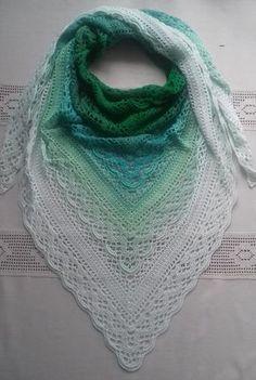 Ravelry: Klaziena Shawl pattern by Kirsten Bishop Wirl!