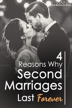 First marriages don't always last forever, but second marriages are 'til death do you part. 4 Reasons Why Second Marriages Are Happier and Last Forever Second Marriage Quotes, Marriage Couple, Saving A Marriage, Save My Marriage, Marriage Advice, Love And Marriage, Wedding Ideas For Second Marriage, Healthy Marriage, Healthy Relationships