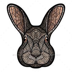Head of a Rabbit