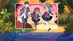 Tokeijikake no Ley Line Lets go together! TOGETHER!