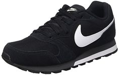 NIKE Mens MD Runner 2 BlackWhiteAnthracite Running Shoe 85 DM US  BlackWhiteAnthracite     Be 05de1f30ff771