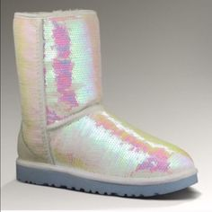 UGG sparkles I do collection boots Sz 11 new UGG sparkles I do collection boots Sz 11 new 100% authentic UGG Shoes