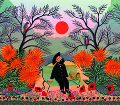 The Fantastic Jungles of Henri Rousseau / Eerdmans Books for Young