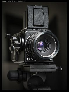 Film diaries: A quick introduction to Hasselblad V-series cameras