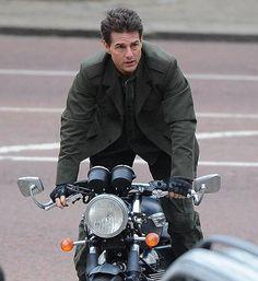"Tom Cruise on Triumph in ""Edge of Tomorrow"""