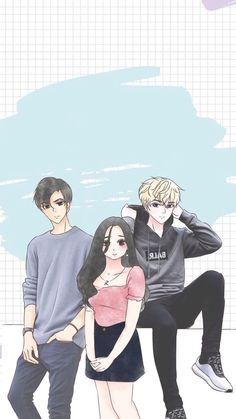 Cheryl x Badboys - 🌩the revolver🌩 - Wattpad Novel Wattpad, Wattpad Book Covers, Wattpad Books, Couple Wallpapers, Cute Cartoon Wallpapers, Cute Couple Cartoon, Cute Couple Art, Anime Art Girl, Anime Guys