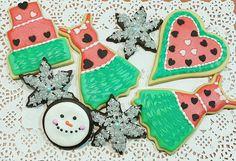 Yalda cookies