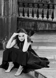 Belgian writer Amélie Nothomb