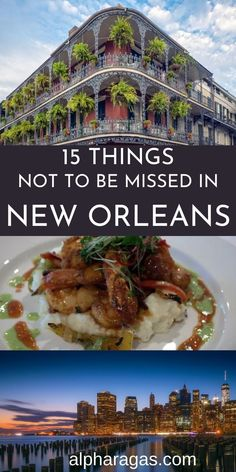 New Orleans Travel Guide, New Orleans Vacation, Visit New Orleans, Usa Places To Visit, Best Places To Eat, Famous Places, Travel Tours, Travel Usa, Travel Guides