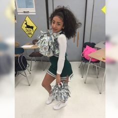 freshman to senior year Bad And Boujee Outfits, Cheer Outfits, Cheerleading Outfits, Most Beautiful Black Women, Pretty Black Girls, Work Hairstyles, Black Girls Hairstyles, Black Cheerleaders, Football Cheerleaders