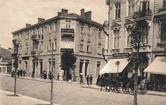 Constanta - Hotel Bristol - interbelica