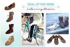 Receive 20% OFF on LeBunny Brown Color Shoes Plus Up to 60% off Select Items. on DealsAlbum.com