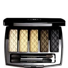 Chanel OMBRES MATELASSÉES 51, Montaigne #TZRbday