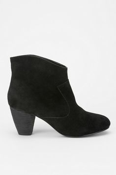 Ecote Suede Alexandra Ankle Boot