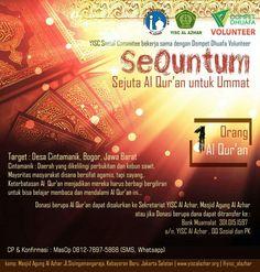 #SeQuntum #Donasi #Quran