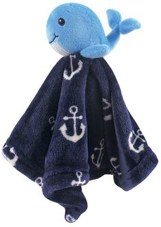 12 99 Carter S Whale Security Blanket With Plush
