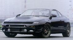 Celica GT-Four All-Trac Turbo ST185, AWD