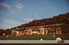 Bunyip Scenic Resort, South East Queensland  featuring Leblon classic Raffles Lounge Setting, Raffles 100cm Square Table, Raffles 50cm Side Table, Raffles Directors Armchairs   www.leblon.com.au