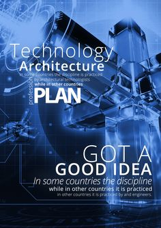 Technology Architecture Flyer