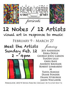 Tanzen Lilly Jewelry and Fine Art: Upcoming Shows