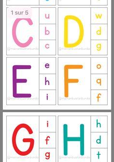 Kindergarten Coloring Pages, Kindergarten Reading Activities, Toddler Learning Activities, Alphabet Activities, Preschool Activities, Learning English For Kids, Abc For Kids, Alphabet Worksheets, Kindergarten Worksheets