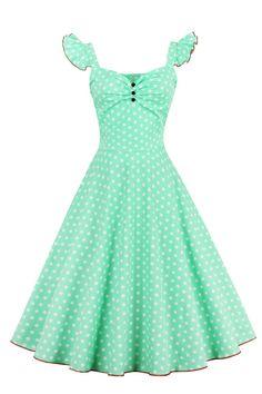 Chicloth Dear Heart Princess Vintage Dress